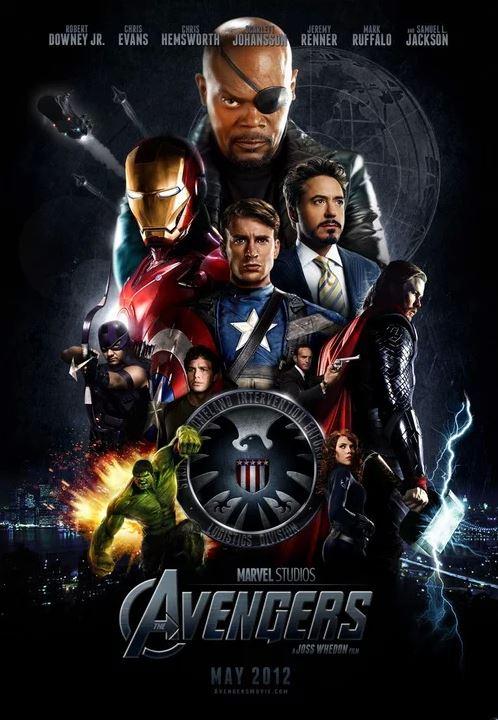 The Avengers (2012) ดิ เอเวนเจอร์ส