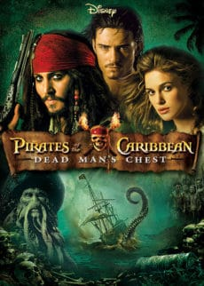 Pirates of the Caribbean 2 Dead Man's Chest