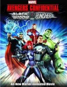 Avengers Confidential Black Window & Punisher (2014) ขบวนการ อเวนเจอร์ส แบล็ควิโดว์ กับ พันนิชเชอร์