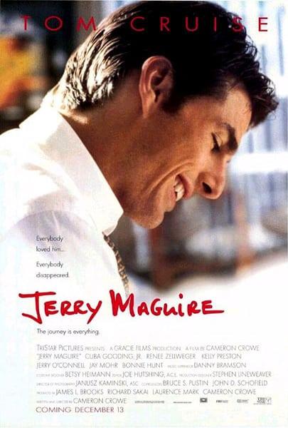 Jerry Maguire (1996) เจอร์รี่ แม็คไกวร์ เทพบุตรรักติดดิน