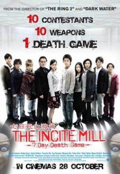 The Incite Mill (2010) 10 คน 7 วันท้าเกมมรณะ