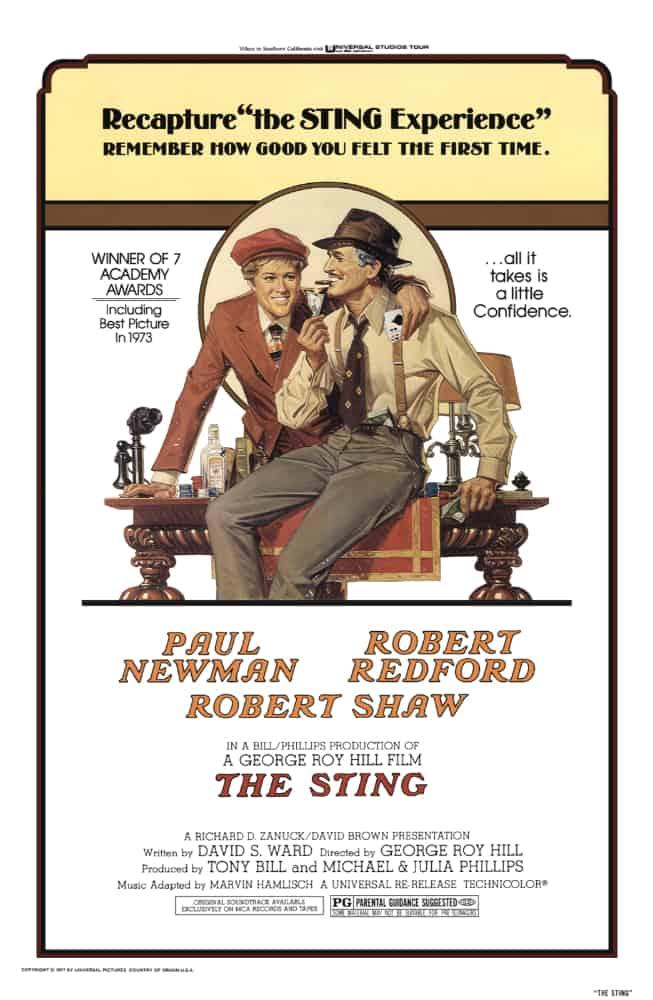 The Sting (1973) สองผู้ยิ่งใหญ่