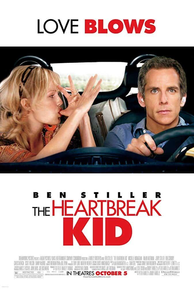 The Heartbreak Kid (2007) แต่งแล้วชิ่ง มาปิ๊งรักแท้