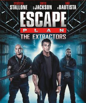 Escape Plan The Extractors