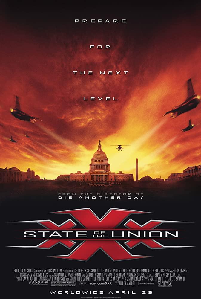 xXx: State of the Union (2005) ทริปเปิ้ลเอ๊กซ์ 2 พยัคฆ์ร้ายพันธุ์ดุ