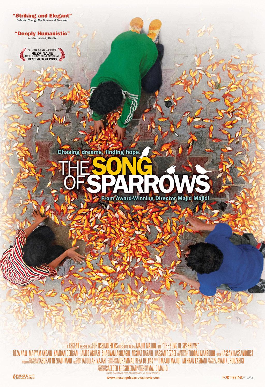 The Song of Sparrows (Avaze gonjeshk-ha) (2008) บทเพลงนกกระจอก