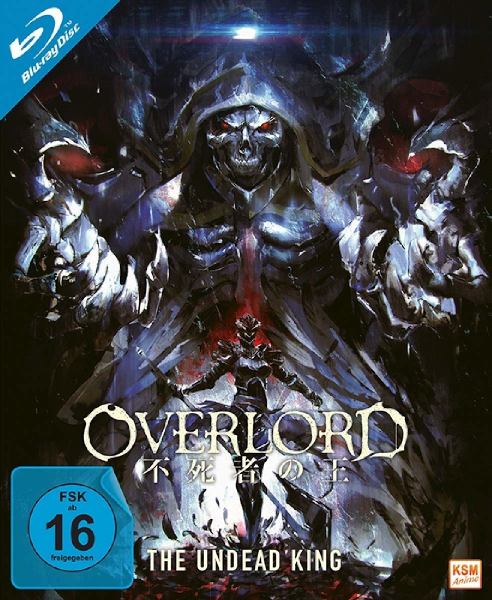 Overlord The Undead King (2017) ราชันอมตะ