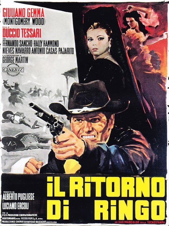 The Return of Ringo (1965) ยอดสมิงริงโก้