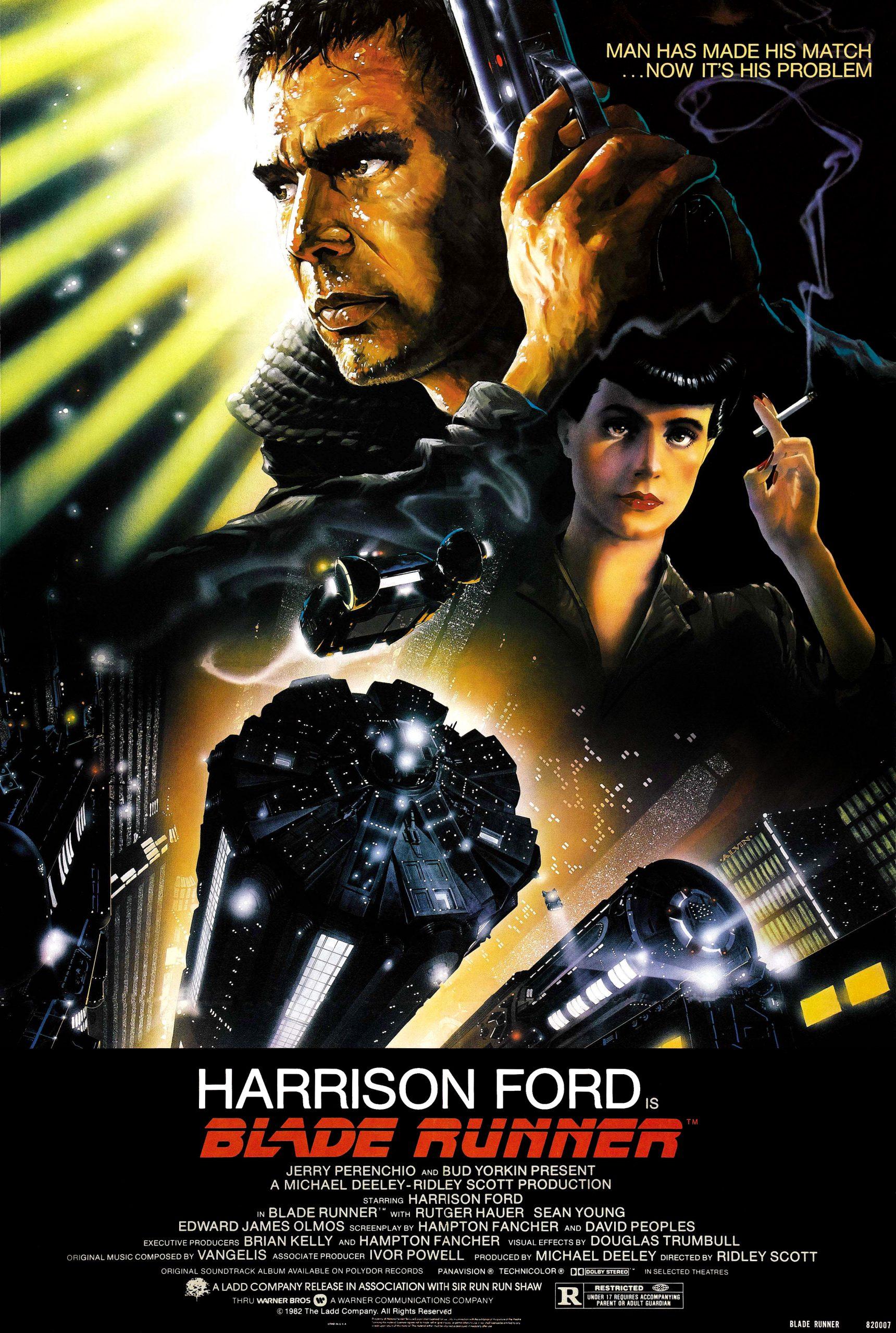 Blade Runner (1982) เบลดรันเนอร์