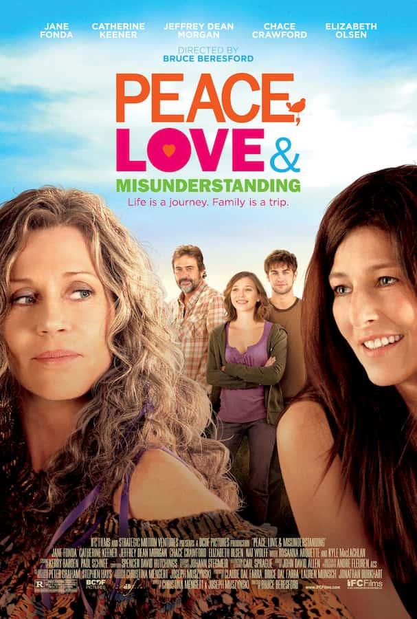 Peace Love & Misunderstanding (2011) นไอรักวันหวนคืน