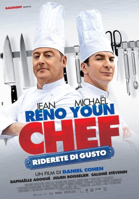 The Chef (2012) เดอะ เชฟ ศึกกระทะเหล็ก