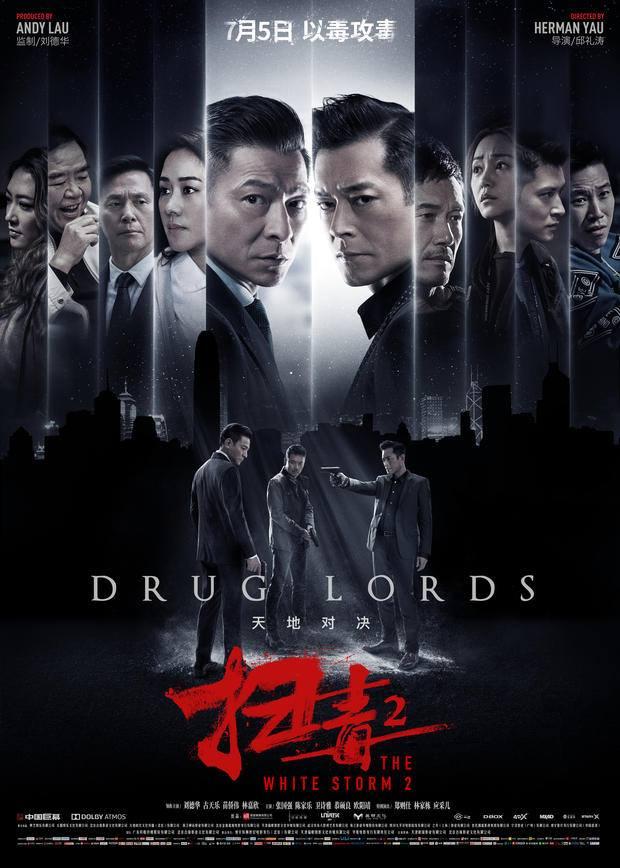 The White Storm 2: Drug Lords (2019) โคตรคนโค่นคนอันตราย 2