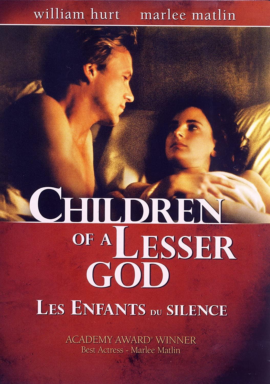 Children of a Lesser God (1986) รักนี้ไม่มีคำพูด
