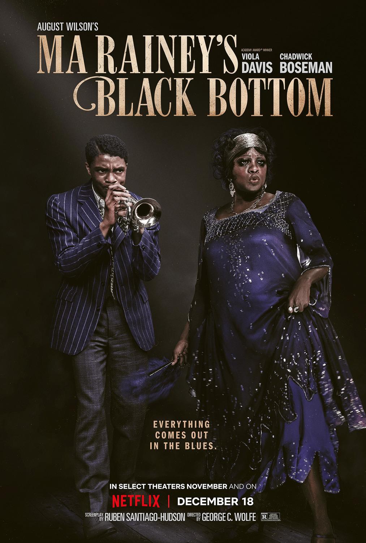 Ma Rainey's Black Bottom (2020) มา เรนีย์ ตำนานเพลงบลูส์