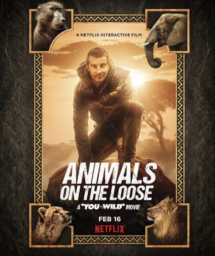 Animals on the Loose: A You vs. Wild Movie (2021)