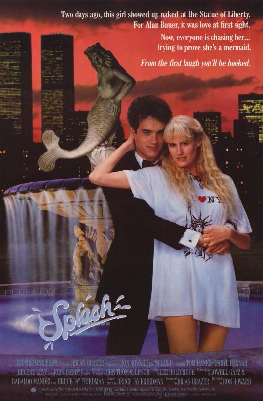 Splash (1984) ง.เงือกเลือกรัก