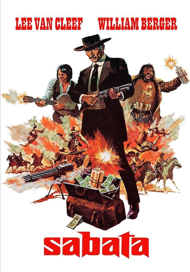Sabata (1969) ซาบาต้า สิงห์ปืนไว
